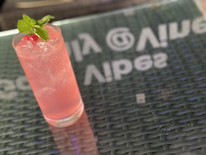 Pink Crush Drink