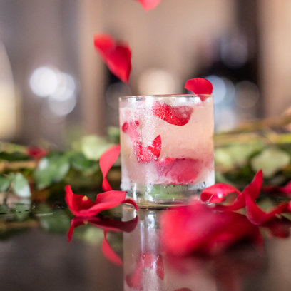 Bed of Roses Cocktail